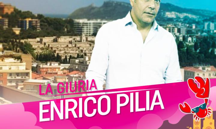 Enrico Pilia in Giuria