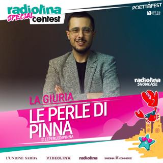 Andrea Pinna entra in Giuria!
